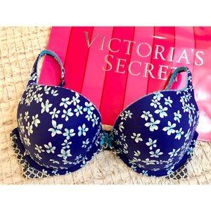 Victorias Secret Body By Victoria Push Up Bra 36D